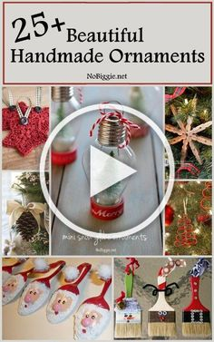 In this DIY tutorial, we will show you how to make Christmas decorations for your home. The video consists of 23 Christmas craft ideas. Wall Shelves Design, Diy Wall Shelves, Homemade Crafts, Diy Crafts To Sell, Diy Wall Decor, Home Decor Wall Art, Diy Christmas Gifts For Family, Christmas Decorations, Diy Weihnachten
