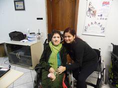 Juliana, Terapeuta Ocupacional da Ortobras, na REA TEAM