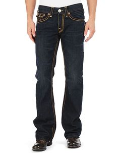 BILLY BIG QT JEAN - RETRIBUTION True Religion
