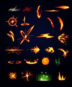 Game art 855050679228912433 - 25 Sprite Effects by cartoonsmaker Fantasy Kunst, Fantasy Art, Fantasy Character Design, Character Art, Illustrator, Magic Design, Digital Art Tutorial, Concept Art Tutorial, Weapon Concept Art