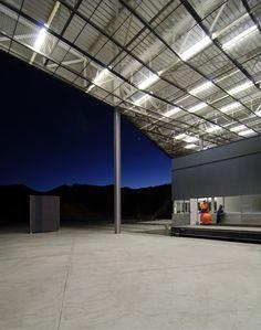 2006 -2011 Algimia de Alfara (Valencia) Urban Waste Treatment Plant. http://www.juanmarco.net/arquitecto/p_algimia_2.html
