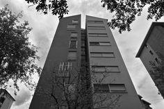 Asnago e Vender, Edificio per residenza. Milano 1959
