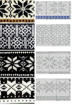 "Photo from album ""Knitting patterns book 1000 on Yandex. Knitting Charts, Knitting Stitches, Knitting Designs, Knitting Projects, Sock Knitting, Knitting Tutorials, Knitting Machine, Vintage Knitting, Free Knitting"