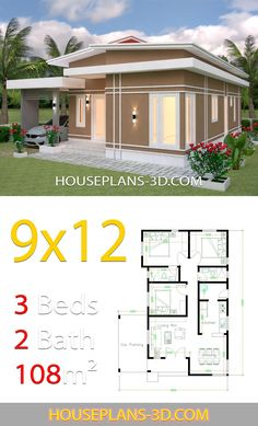 craftman house #DREAMHOUSES in 2020 Guest house plans House construction plan Architectural house plans
