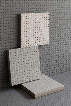 Mutina presents two new tiling collections - 'Rombini' by Ronan & Erwan Bouroullec, and 'Numi', the company's first collaboration with Konstantin Grcic.