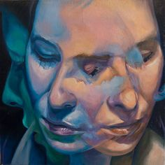 DC & Virginia artist Scott Hutchison creates surreal figure portrait paintings and drawings. Time is displaced in these colorful, energetic and detailed artworks. Scott Hutchinson, Identity Artists, Distortion Art, Pocket Watch Tattoos, Celtic Tattoos, Tattoo Symbols, A Level Art, Ap Art, Portrait Art