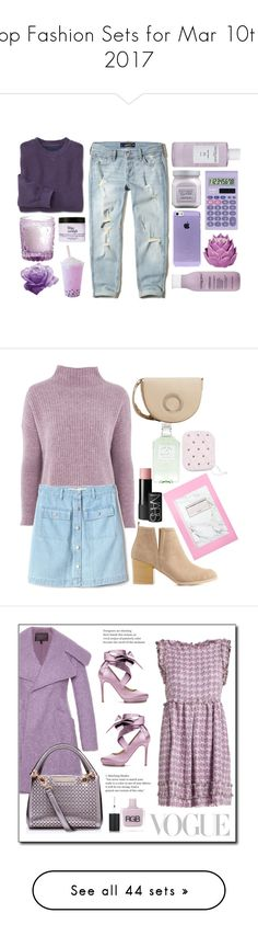 """""""Top Fashion Sets for Mar 10th, 2017"""" by polyvore ❤ liked on Polyvore featuring art, fashionbylauren, Topshop, Gap, Charlotte Russe, NARS Cosmetics, MANGO, Oscar de la Renta, Liam Fahy and House of Fraser"""