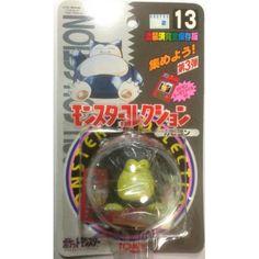 Pokemon 1997 Snorlax Tomy 2 Monster Collection Plastic Figure #13
