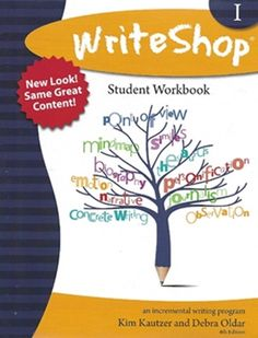 WriteShop I is an incremental writing program that teaches teens the steps of the writing process through descriptive, informative, and narrative writing. Writing Curriculum, Core Curriculum, Writing Lessons, Writing Process, Homeschooling, Editing Skills, Writing Programs, English Reading, Narrative Writing