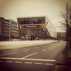 Football Museum #soccer #football #dortmund #city #germany #europe