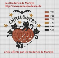 Challoween Grille offerte