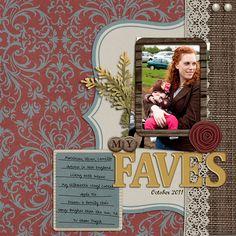 Stunning by @Megan W | Thankful Fall Kit from www.peppermintcreative.com