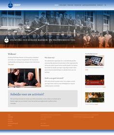 WordPress site stichting-obmv.nl uses the The7.2 wp theme