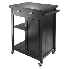 Winsome Timber Kitchen Cart, Wayfair.com