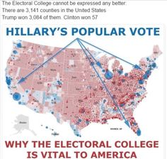 """Exactly. If we went by """"popular"""" most of the country would not have a voice!"""