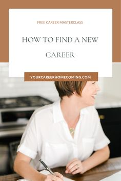 So, you're ready to find a new career in 2021? In this free career coaching masterclass, you'll learn how to choose the right career for you so that you can finally make that career change that you've been dreaming about so that you can create a fulfilling career that you love and aligns with your soul! | career coaching tips | career counselling tips | career advice Career Coach, New Career, Career Advice, New Job, Choosing A Career, Finding Purpose, List Of Jobs, Quitting Your Job, Find Work
