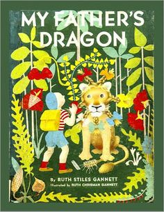 Classroom Freebies Too: A Novel Idea: Read Alouds - My Father's Dragon