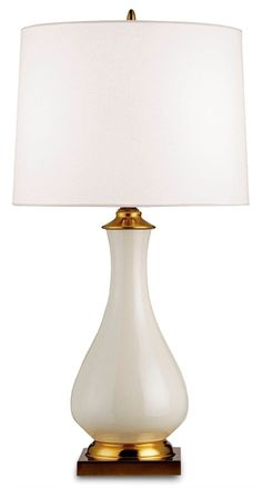 Lynton Table Lamp | Currey and Company