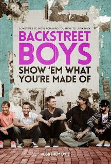 Backstreet Boys: Show 'Em What You're Made Of - Visto em 21/04/2016 - Netflix - lindinho