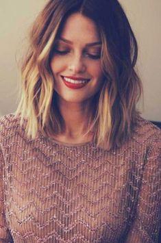Trendy Medium Hair Cut (11)