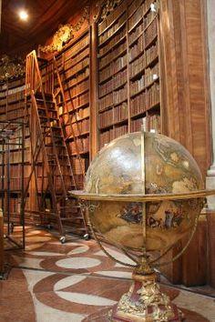 Austrian National Library (Nationalbibliothek): la bibliothèque