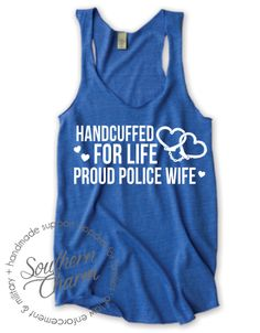 Southern Charm Designs - Handcuffed For Life Top, $29.00 (http://www.shopsoutherncharmdesigns.com/handcuffed-for-life-top/)