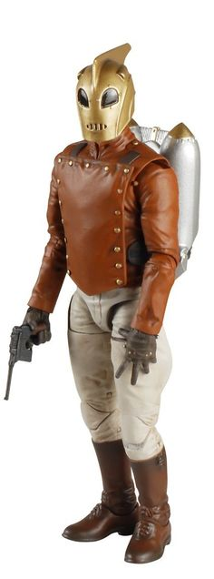 Legacy Collection: The Rocketeer #1 Action Figure  Manufacturer: Funko LLC Enarxis Code: 018497 #toys #figures #Legacy #Rocketeer #retro