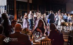 The guests were so energized and they did dance all night! Wedding of Amanda and Tony. Photography by Doru & Claudia - H Photography