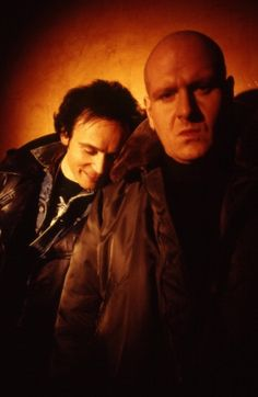 So sweet Adam Ant and Marco Pirroni