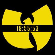 Get the Wu Clock right now from Paymee Wu Tang Clan, Smartwatch, Superhero Logos, Fitbit, Hip Hop, Clock, Digital, Smart Watch, Watch