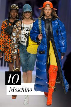 The Top 10 Collections, as Ranked by the Editors of Style.com - Gallery - Style.com