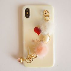 Dress up your wardrobe with a dazzling Heart iPhone Case. Find more cute iPhone cases at Apollo Box! Apollo Box, Storage Stool, Hand Chain, Gold Hands, Shaggy, Phone Holder, Cool Gifts, Phone Accessories, Spice Things Up
