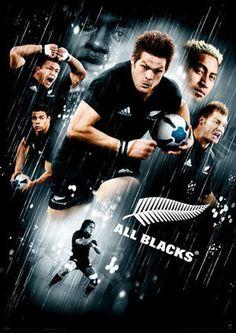 NZ All Blacks!