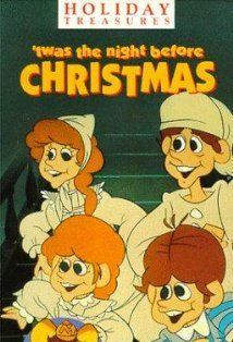 Christmas TV show (one of my all time favorite Christmas shows) I have this on VHS. Wish I could find it on DVD.