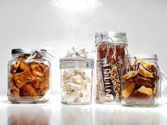 Give away delicious homemade brittles, caramels and more from Food Network Magazine.
