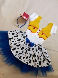 Jessie Toy Story, Toy Story 3, Toy Story Party, Tutu, Halloween Disfraces, Rapunzel, Disney Pixar, Baby Shower, Cosplay