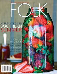so exciting! The editor of FOLK magazine is sharing a 10-page preview of the newest issue! Be sure to check out my article ... 'Inspired by...' So exciting!!!