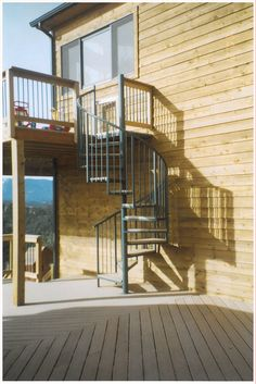 What You Need To Know About Spiral Staircases | Our New Home ideas ...