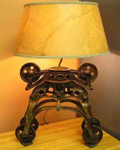 barn trolley light   Barn trolley Lamp