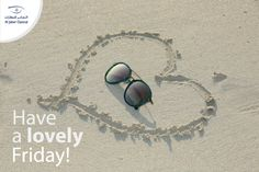 Have a lovely one!  جمعة مباركة للجميع  #Aljaber_optical #Friday #beach #sunglasses #Rayban #happyfriday #happy #thankful #grateful #blessed #smile #weekend #sunnyday #chill #fun #sun #weekendmood #weekendvibes #photography #الجابر_للنظارات #جمعة_مباركة #نظارات_شمسية #راي_بان #شاطىء #ويك_اند #عطلة #السعادة