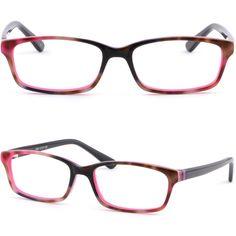 d34466ba0f4 Details about Thin Light Plastic Frames Large Men s Women s Square  Prescription RX Glasses Red