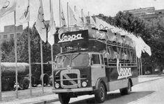 Vespa Ape, Piaggio Vespa, Vespa Lambretta, Best Scooter, Commercial Vehicle, Cool Bikes, Fiat, Vintage Photos, Vintage Vespa