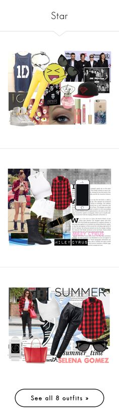 """""""Star"""" by loveme2001 ❤ liked on Polyvore featuring Ultimate, Lagos, Polo Ralph Lauren, BUSCEMI, Topshop, Pixi, Oliver Peoples, forever, OneDirection and 1d"""