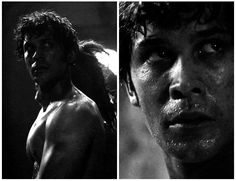 Bellamy Blake in Survival of the Fittest || Bob Morley || The 100 season 2 episode 10