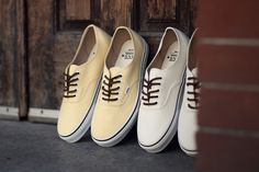 Vans California Authentic CA Brushed Twill | Hypebeast