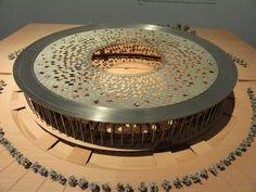 Circular Building Model.