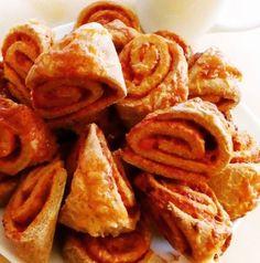 Éhezésmentes karcsúság Szafival - Pizzás croissant