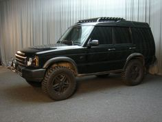 lifted land rover - Google Search