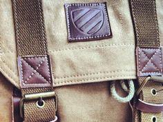 Langly Camera Bags: Fashion + Function by Evan Lane, via Kickstarter.