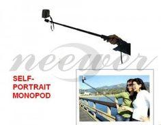 Digital Camera Camcorder Self-portrait camera tripod Telescopic Monopod